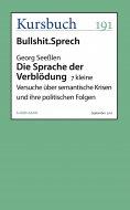 eBook: Die Sprache der Verblödung