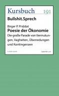 eBook: Poesie der Ökonomie