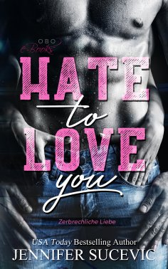 eBook: Hate to Love you