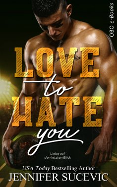 eBook: Love to Hate you
