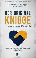ebook: Der Original-Knigge in modernem Deutsch