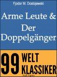 eBook: Arme Leute und Der Doppelgänger