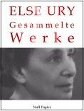 eBook: Else Ury - Gesammelte Werke