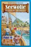 ebook: Seewölfe Paket 10