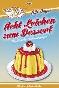 eBook: Acht Leichen zum Dessert
