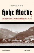 eBook: Hohe Morde