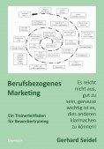eBook: Berufsbezogenes Marketing
