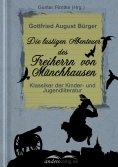 eBook: Die  lustigen Abenteuer des Freiherrn von Münchhausen