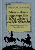 eBook: Leben und Taten des scharfsinnigen Edlen Don Quixote von La Mancha