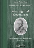 eBook: Ahnung und Gegenwart