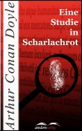 eBook: Eine Studie in Scharlachrot