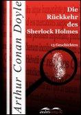 ebook: Die Rückkehr des Sherlock Holmes