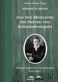 ebook: Aus den Memoiren des Herren von Schnabelewopski