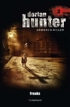 ebook: Dorian Hunter 2 - Freaks