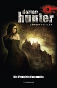 ebook: Dorian Hunter 5 - Die Vampirin Esmeralda