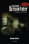 ebook: Dorian Hunter 13 - Blutige Küsse