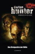 ebook: Dorian Hunter 19 - Das Dreigestirn der Hölle