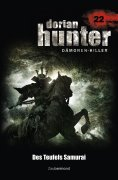 ebook: Dorian Hunter 22 - Des Teufels Samurai