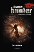 eBook: Dorian Hunter 23 - Tanz der Furie