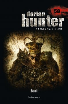 ebook: Dorian Hunter 58 – Baal
