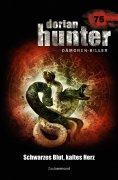 ebook: Dorian Hunter 75 – Schwarzes Blut, kaltes Herz