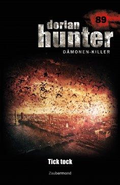 ebook: Dorian Hunter 89 - Tick tock