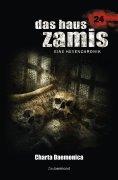 ebook: Das Haus Zamis 24 - Charta Daemonica