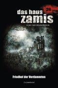 ebook: Das Haus Zamis 26 - Friedhof der Verdammten