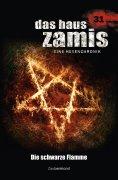 eBook: Das Haus Zamis 31 - Die schwarze Flamme