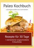eBook: Paleo Kochbuch