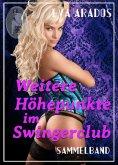 eBook: Weitere Höhepunkte im Swingerclub - Sammelband