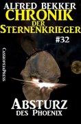 eBook: Chronik der Sternenkrieger 32: Absturz des Phoenix
