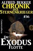 ebook: Chronik der Sternenkrieger 36: Die Exodus-Flotte