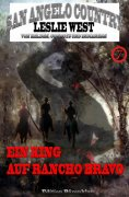 eBook: Ein King auf Rancho Bravo (San Angelo Country)