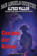 ebook: Canyon der Götter (San Angelo Country)