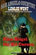 eBook: Eine Kugel für Kit Carson (San Angelo Country)