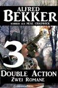 eBook: Double Action 3 - Zwei Romane