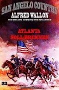 ebook: Atlanta soll brennen