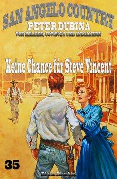 eBook: Keine Chance für Steve Vincent