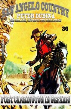 eBook: Fort Carrington in Gefahr!
