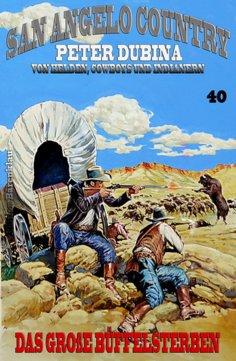 eBook: Das große Büffelsterben