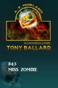 eBook: Tony Ballard #43: Miss Zombie