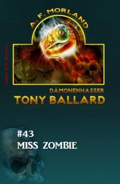 eBook: Tony Ballard #43: Miss Zombie