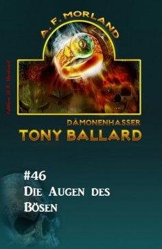 eBook: Tony Ballard #46: Die Augen des Bösen