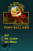 eBook: Tony Ballard #47: Die Legion des Bösen