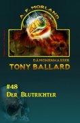 ebook: Tony Ballard #48: Der Blutrichter