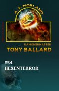 eBook: Tony Ballard #54: Hexenterror
