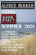 eBook: Extra Krimi Paket Sommer 2021