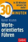 eBook: 30 Minuten Werteorientiertes Führen