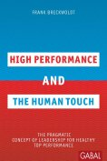 eBook: High Performance and the Human Touch